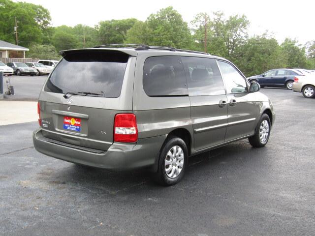 Used Vans Near Me Family Auto Of Simpsonville 2005 Kia Sedona Ex