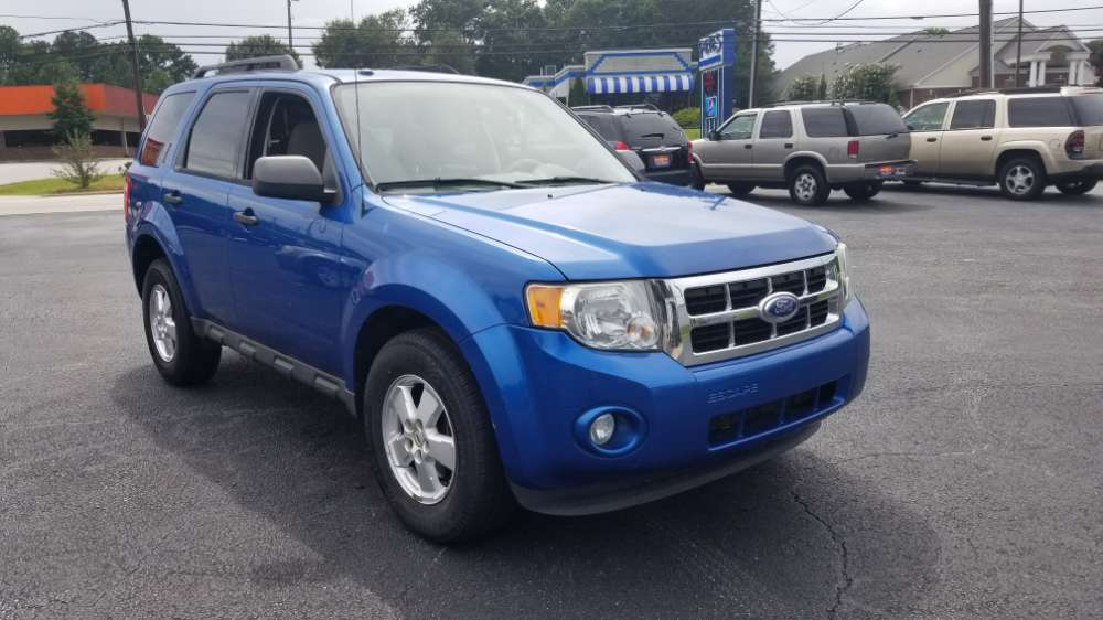 Ford Escape 2011 Blue