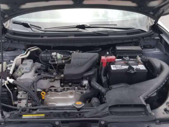 Nissan Rogue 2011 Gray