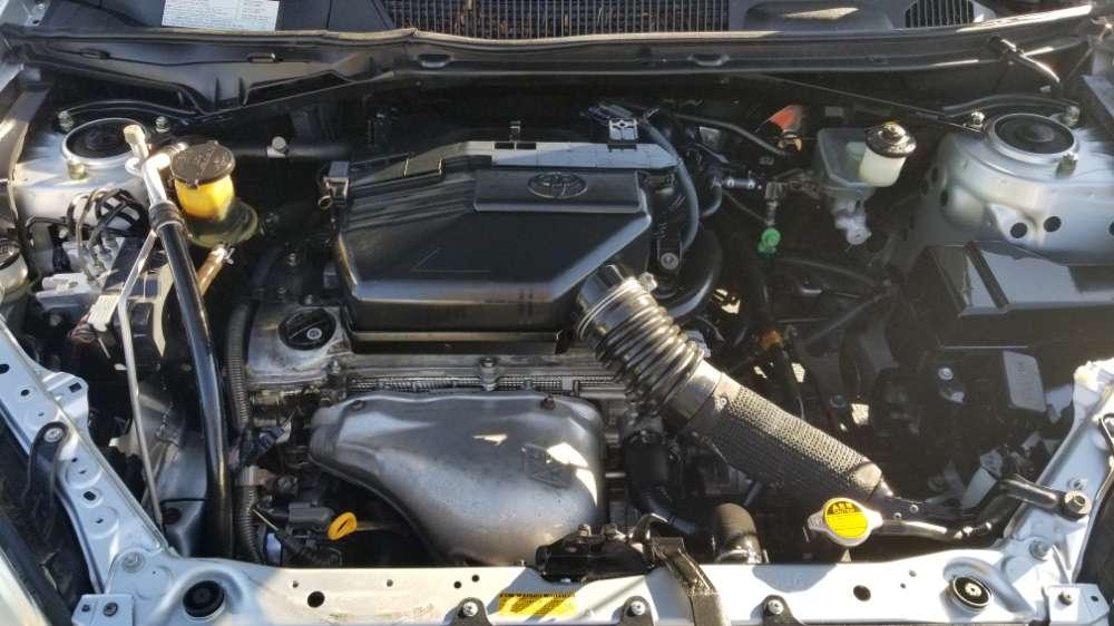 Toyota Rav4 2005 Silver