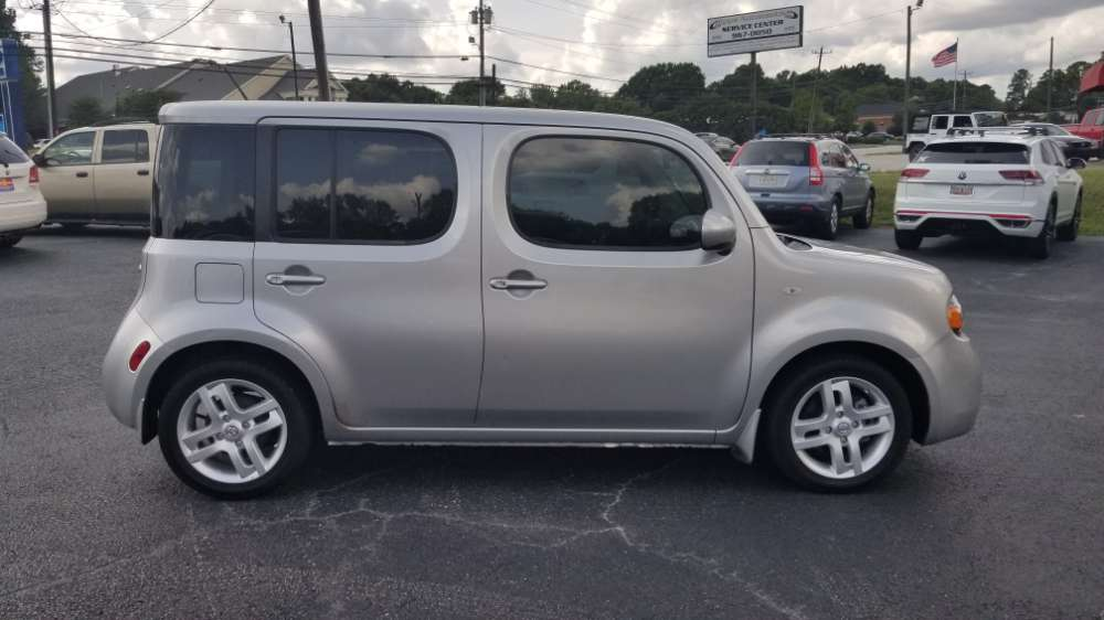 Nissan Cube 2011 Silver