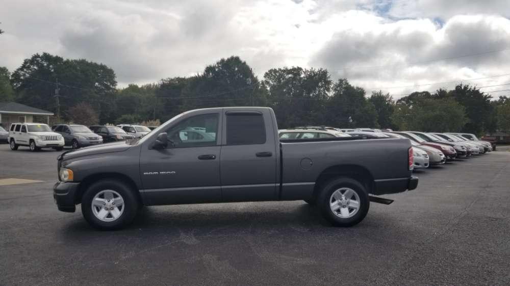 Dodge Ram 2003 Gray