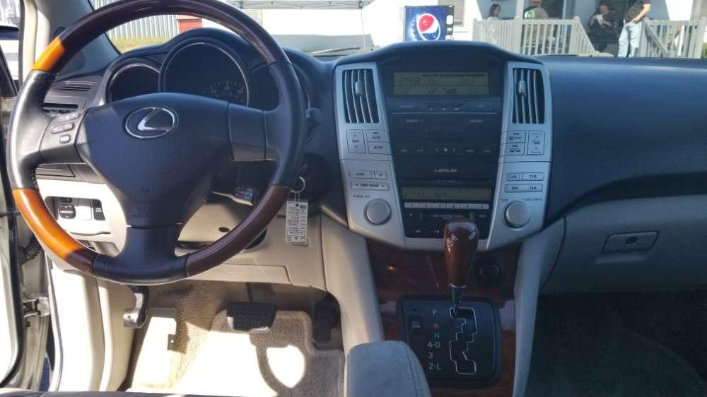 Lexus RX 400h 2004 Silver