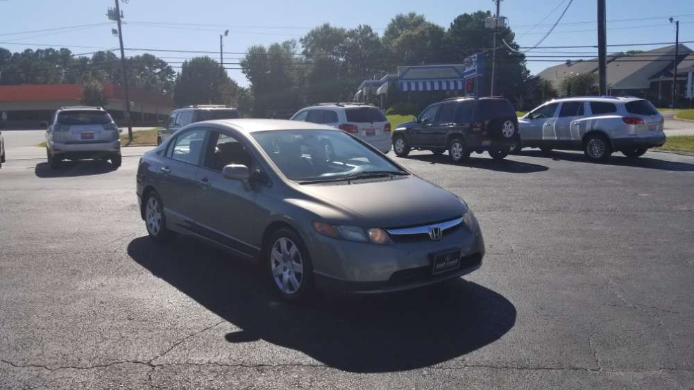 Honda Civic 2006 Gray