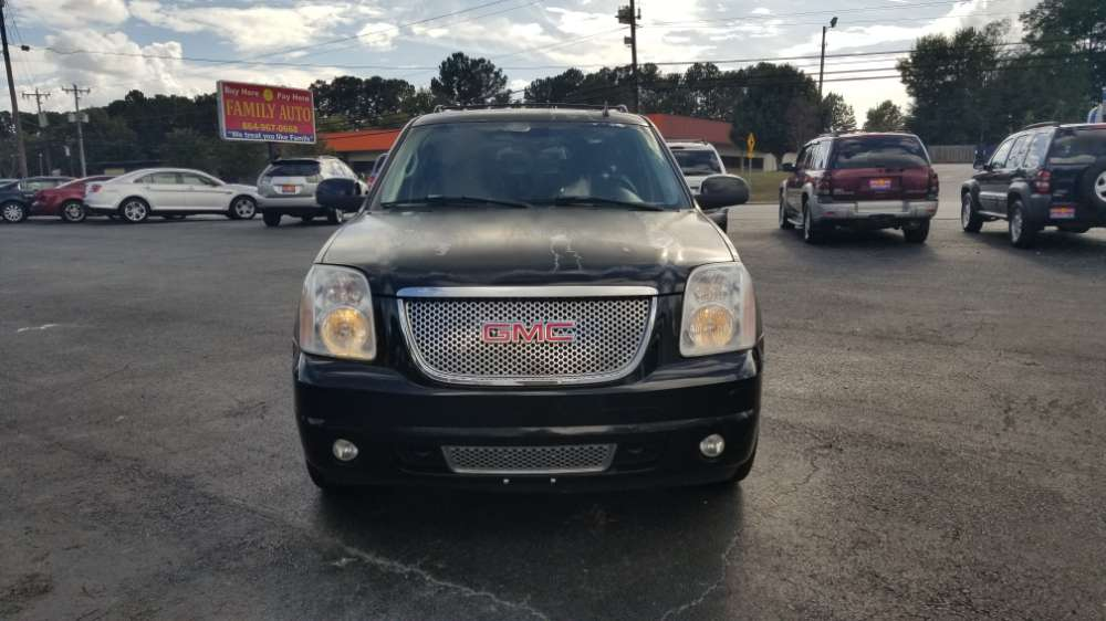 Gmc Yukon 2007 Black