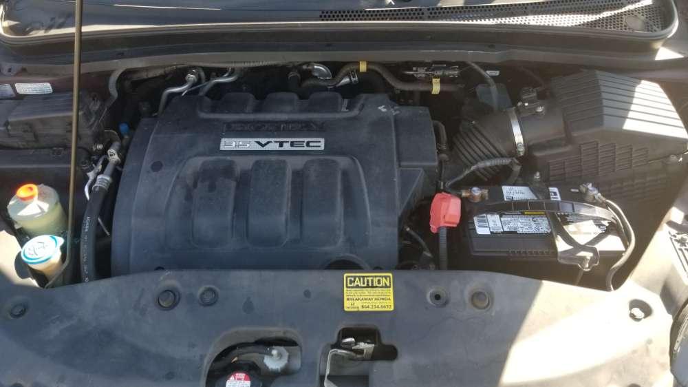 Honda Odyssey 2007 Maroon