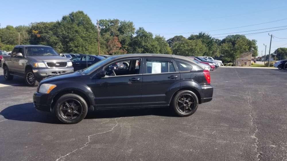 Dodge Caliber 2009 Black