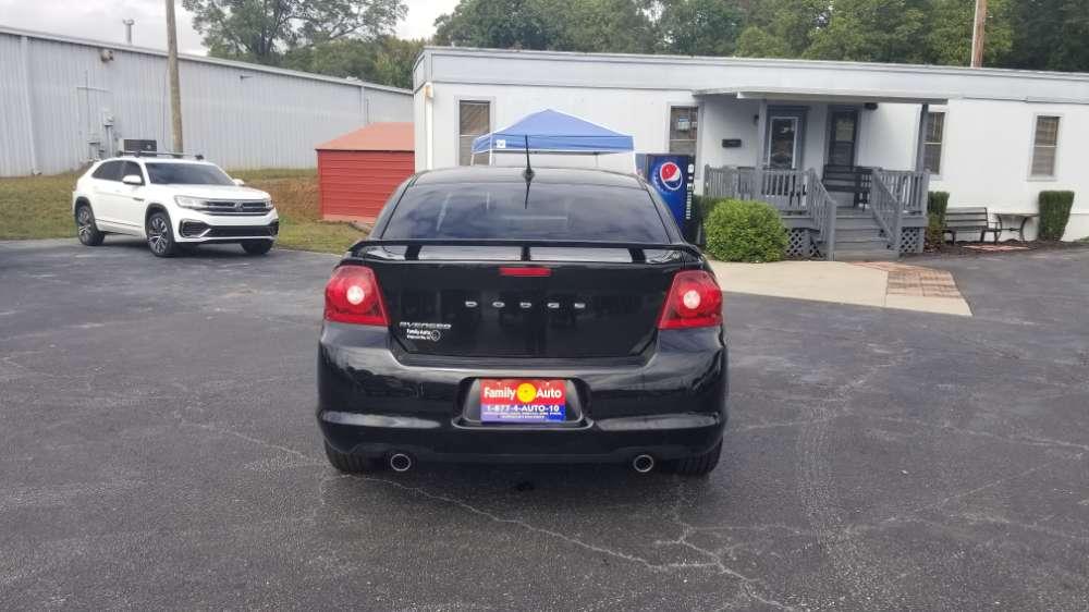 Dodge Avenger 2011 Black