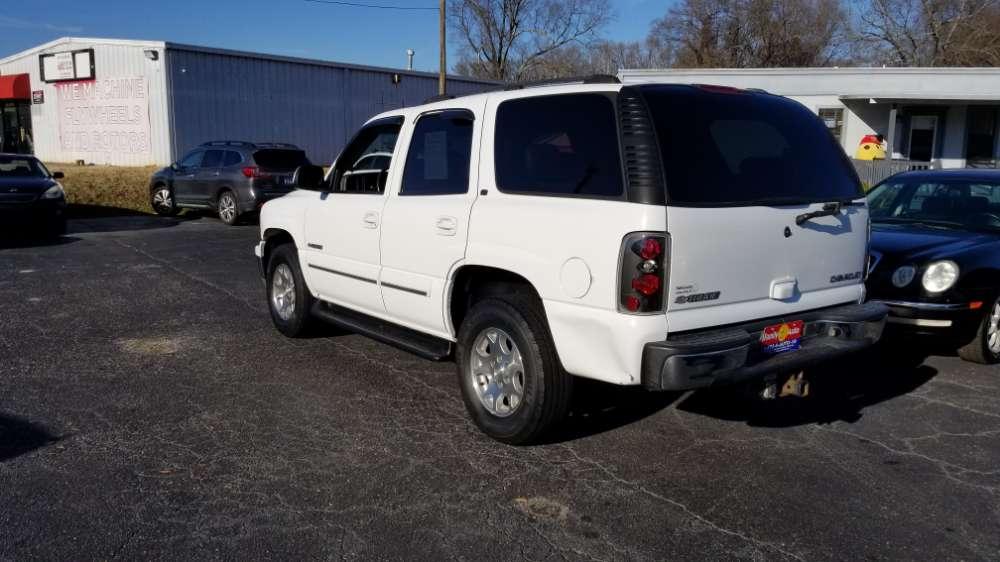 Chevrolet Full Size Truck (name TBD) 2003 White