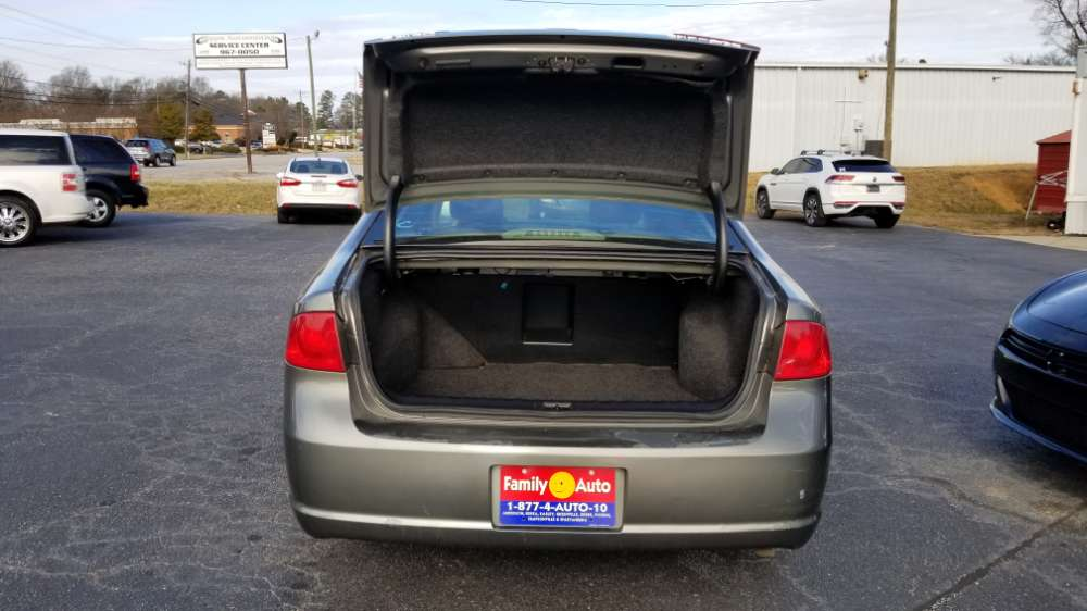 Buick Lucerne 2006 Gray