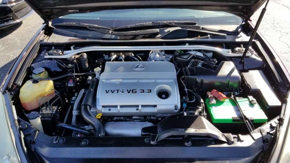 Lexus ES 2006 Maroon