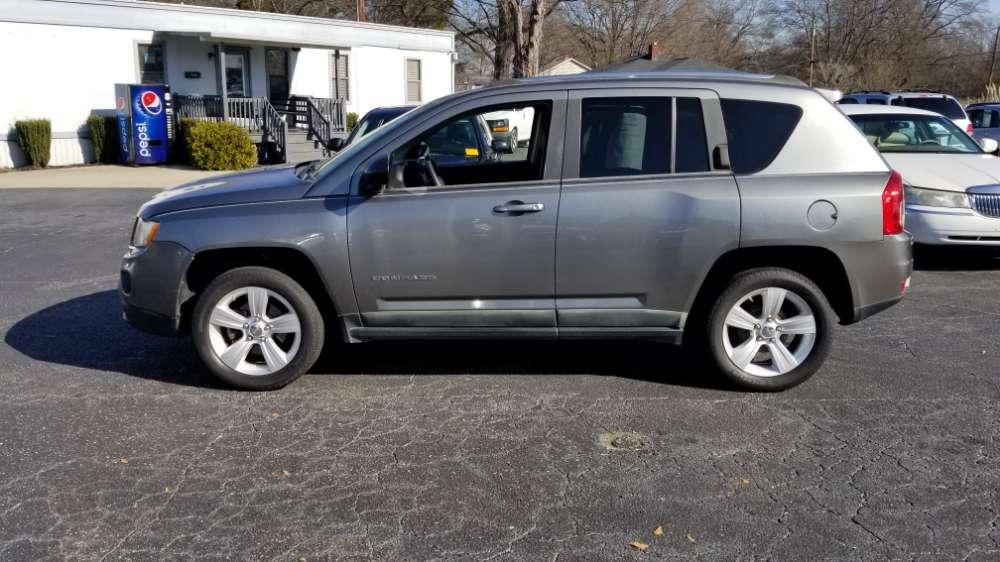 Jeep Compass 2011 Gray
