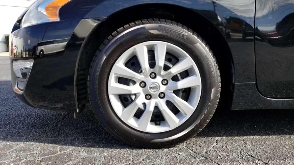 Nissan Altima 2015 Black