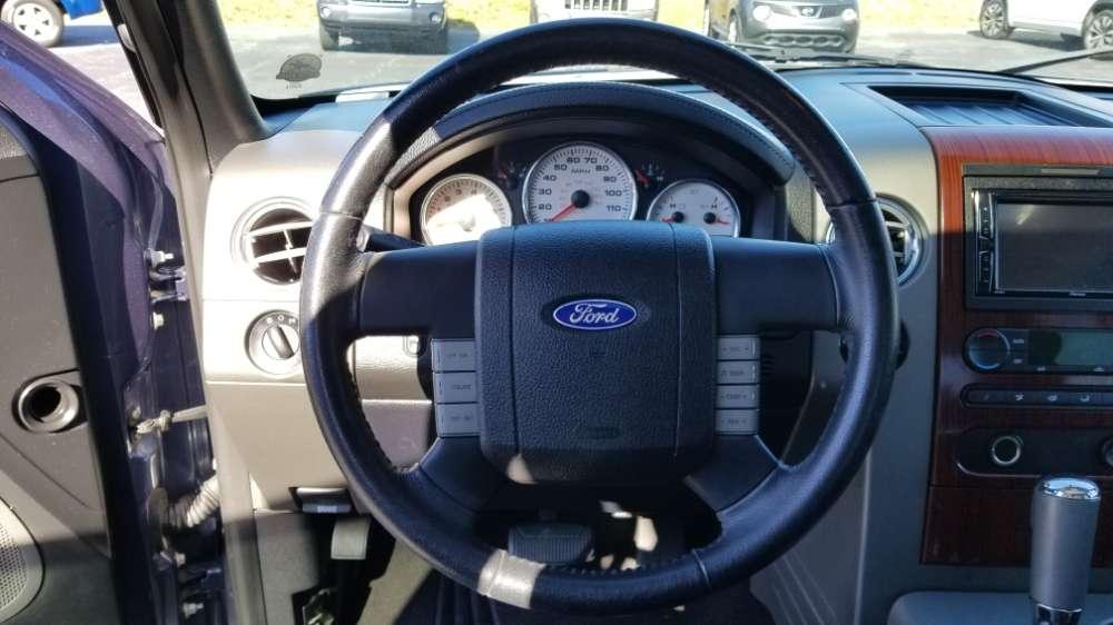 Ford F-150 2005 Blue