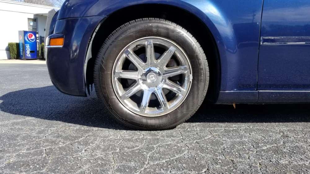 Chrysler 300, 300C 2006 Blue