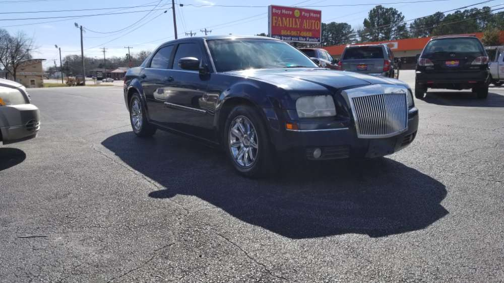 Chrysler 300, 300C 2006 Blue