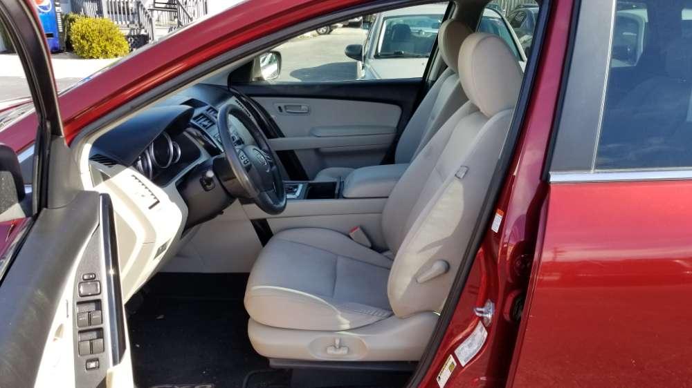 Mazda 626, CX-9 2007 Orange