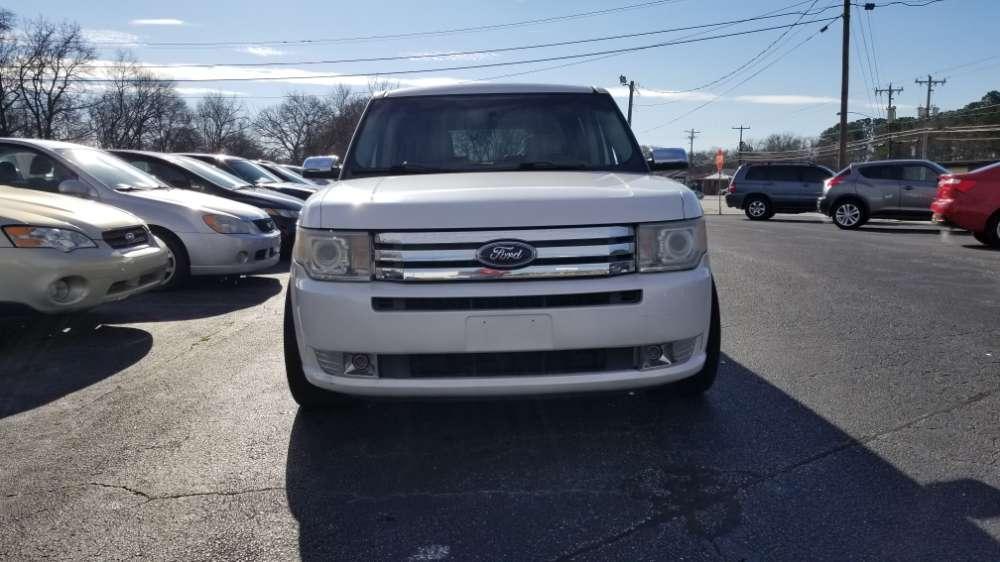 Ford Flex 2010 White