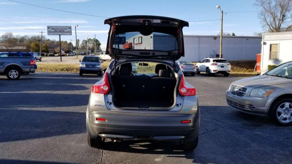 Nissan Juke 2013 Gray