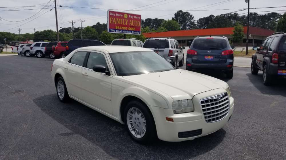 Chrysler 300, 300C, 300M 2005 Tan