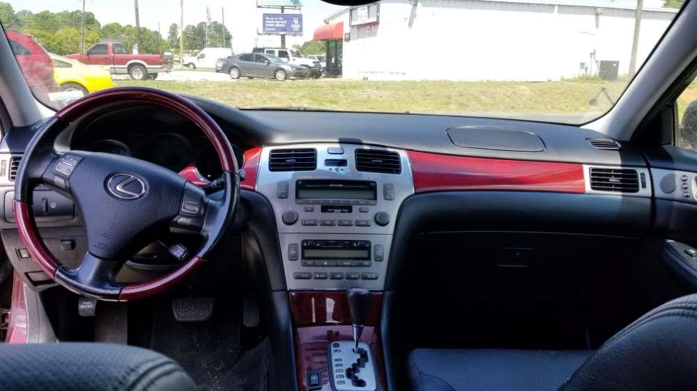 Lexus ES 2006 Purple