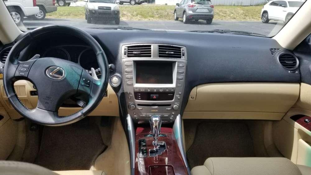 Lexus IS, IS 250 2006 Blue