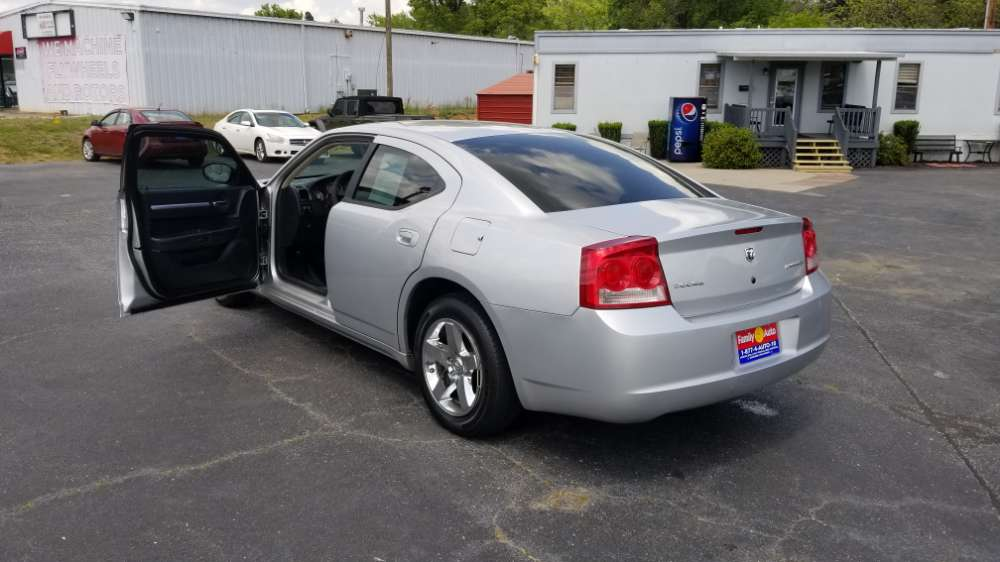 Dodge Charger 2009 Silver
