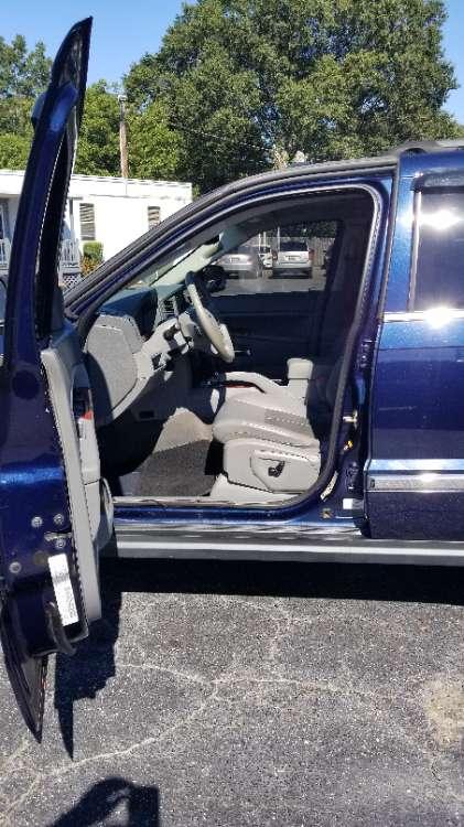 Jeep Grand Cherokee 2005 Blue