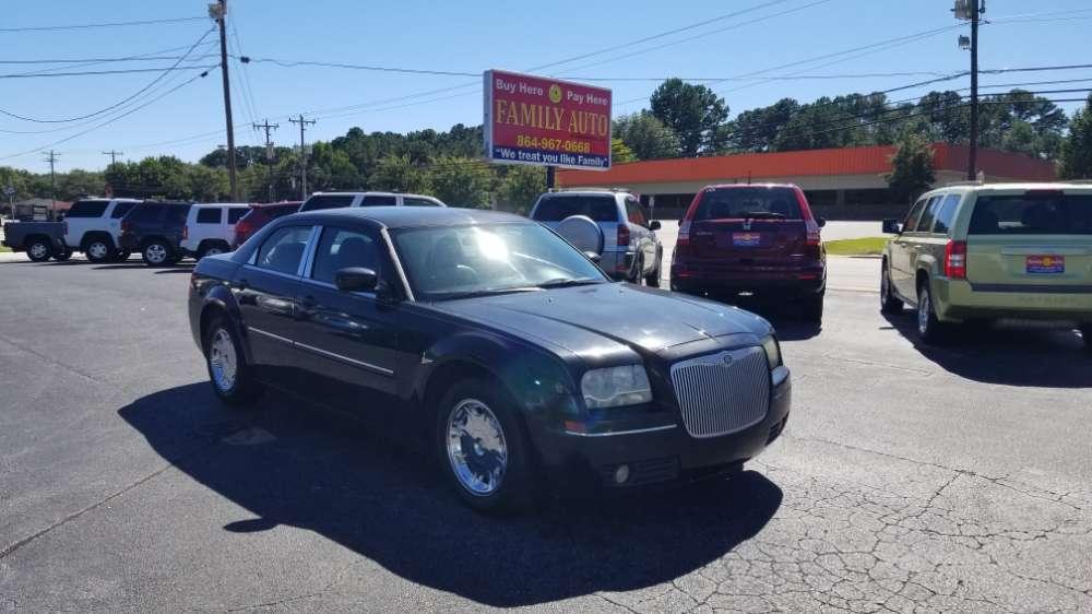 Chrysler 300, 300C 2006 Black