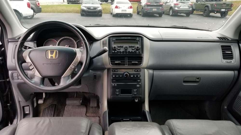 Honda Pilot 2006 Gray