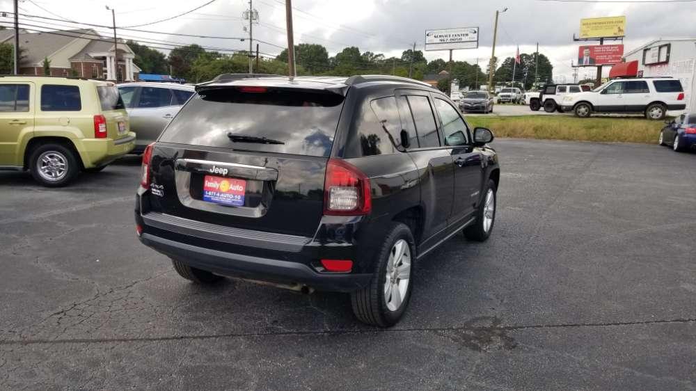 Jeep Compass 2014 Black