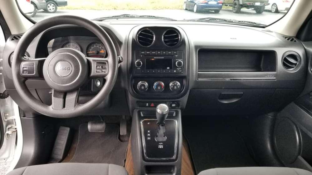 Jeep Patriot 2015 White