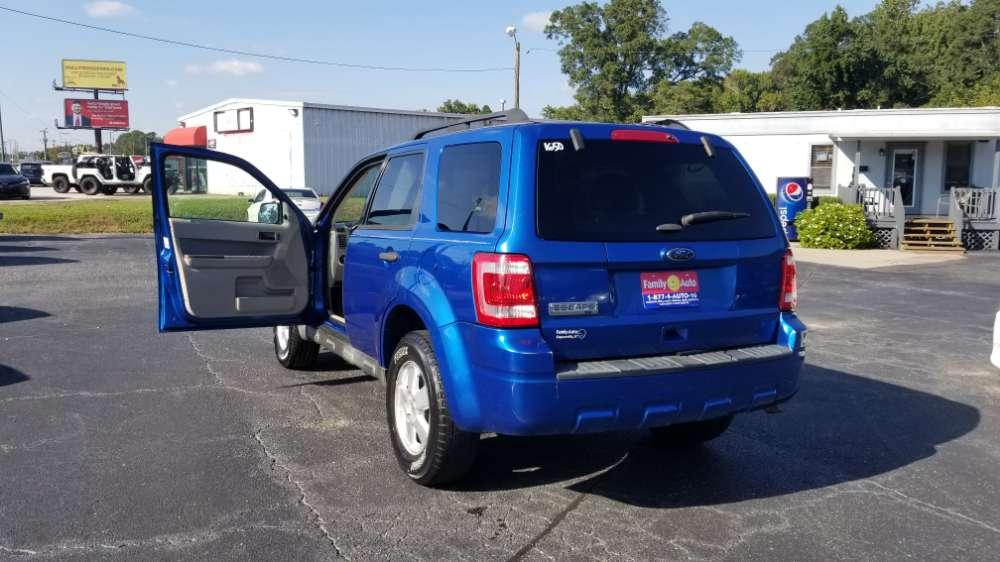 Ford Escape 2011 Blue
